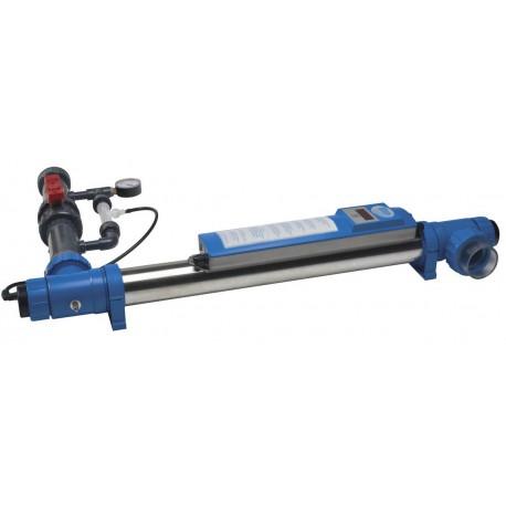 УФ установка Blue Lagoon Ionizer  UV-C 40000
