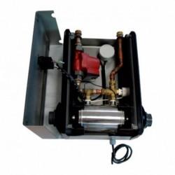 Теплообменник 20 кВт, AstralPool TIT-20, корпус из ASI-316, спираль алюминий, с насосом