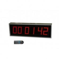 Часы-секундомер С2.16d, 850х395х90мм