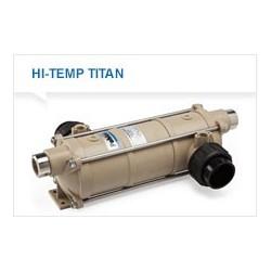 Теплообменник 40 кВт HI-TEMP из термостойкого пластика с титановой спиралью