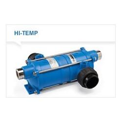 Теплообменник 40 кВт HI-TEMP из термостойкого пластика со спиралью из AISI-316