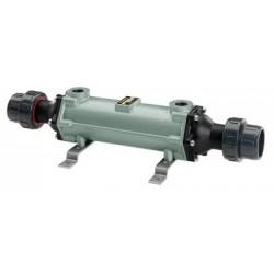Теплообменник разборный BOWMAN 100 кВт, трубки  купроникель