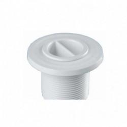 Форсунка подключения пылесоса для бетонного бассейна подкл. в трубу 50мм(PN10) FIBERPOOL