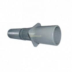 Стеновой проход для подключения фосунки, подкл. 60мм