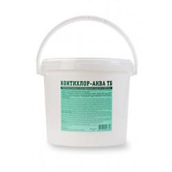 Контихлор-аква ТБ - таблетки 20 гр. (5 кг)