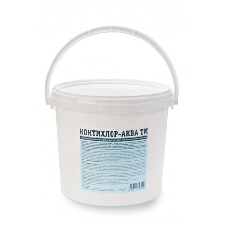 Контихлор-аква ТМ - таблетки 200 гр. (5 кг)