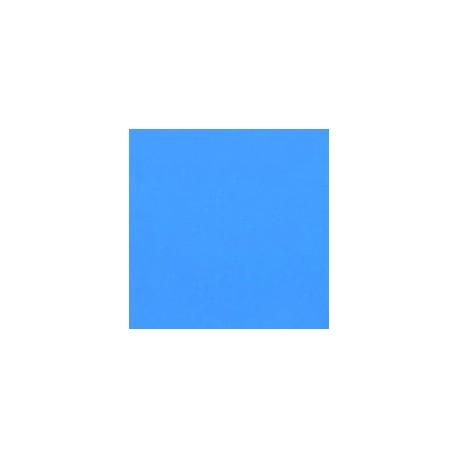 """Пленка ПВХ 1,65х25,00м """"Haogenplast"""", blue- синяя ребристая"""