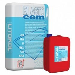 Двухкомпонентный состав ELASTOCEM (24+8 кг)